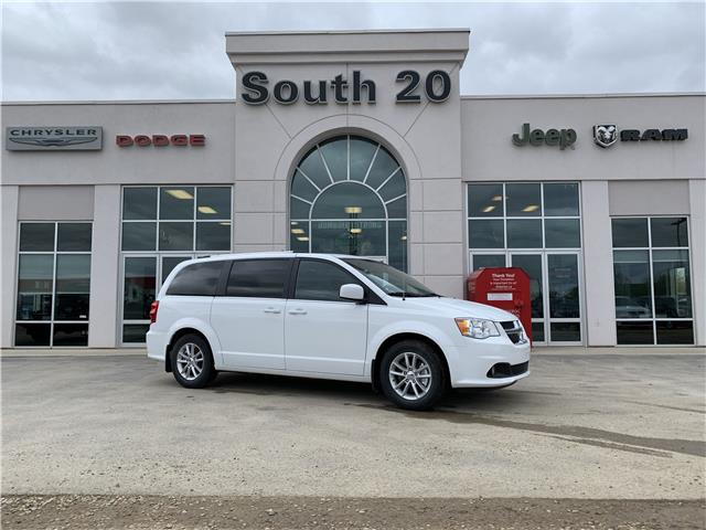 2020 Dodge Grand Caravan Premium Plus (Stk: 40019) in Humboldt - Image 1 of 24