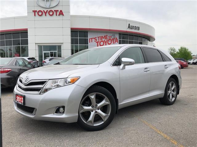 2013 Toyota Venza Base V6 (Stk: 314971) in Aurora - Image 1 of 25