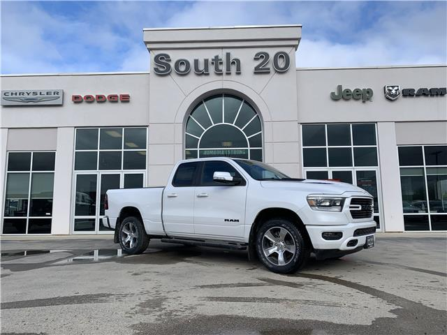 2020 RAM 1500 Sport/Rebel (Stk: 32575) in Humboldt - Image 1 of 22