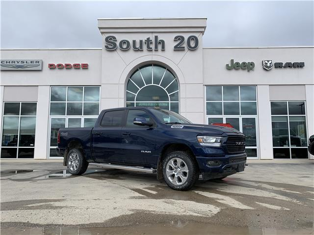 2020 RAM 1500 Big Horn (Stk: 32609) in Humboldt - Image 1 of 24