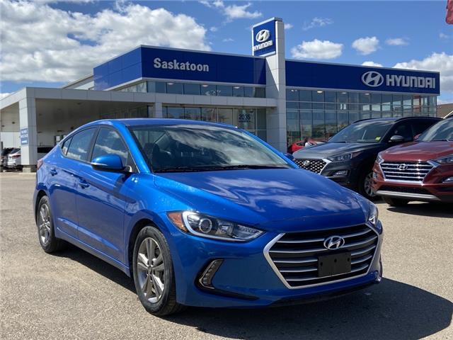 2018 Hyundai Elantra GL (Stk: B7584) in Saskatoon - Image 1 of 16