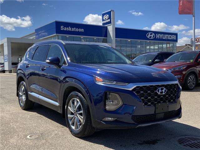 2019 Hyundai Santa Fe Preferred 2.4 (Stk: B7581) in Saskatoon - Image 1 of 18