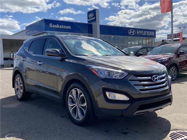 2013 Hyundai Santa Fe Sport 2.0T Limited (Stk: 40245A) in Saskatoon - Image 1 of 11