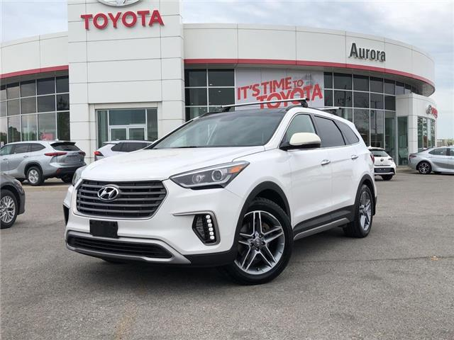 2017 Hyundai Santa Fe XL Limited (Stk: 318181) in Aurora - Image 1 of 30