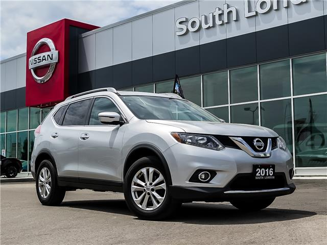2016 Nissan Rogue SV (Stk: 14386) in London - Image 1 of 25