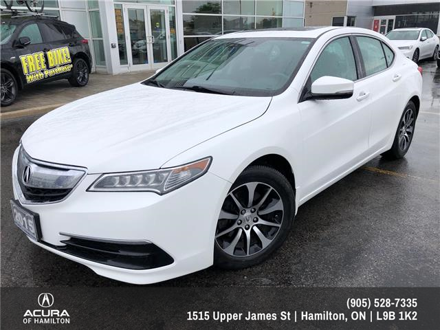 2015 Acura TLX Tech (Stk: 1519070) in Hamilton - Image 1 of 28