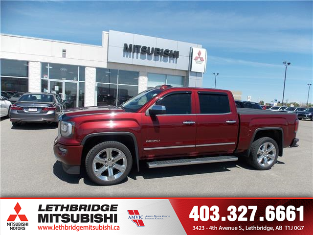 2016 GMC Sierra 1500 Denali (Stk: P3955A) in Lethbridge - Image 1 of 15