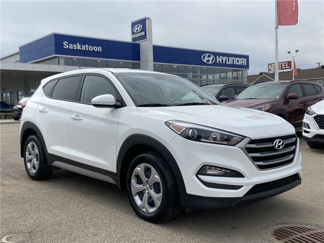 2018 Hyundai Tucson Premium 2.0L (Stk: B7591) in Saskatoon - Image 1 of 11