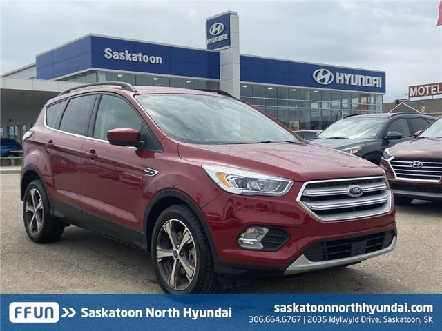 2018 Ford Escape SEL (Stk: B7587) in Saskatoon - Image 1 of 14