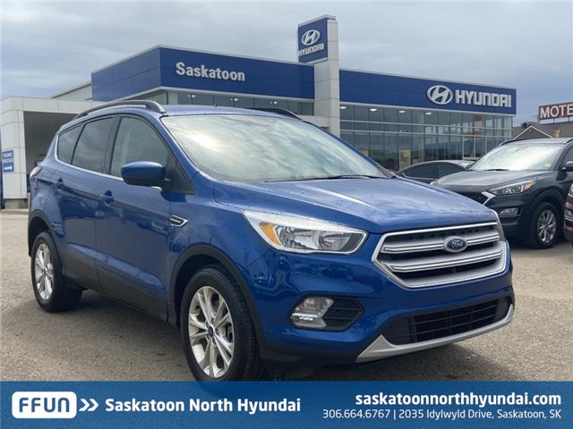 2018 Ford Escape SE (Stk: B7586) in Saskatoon - Image 1 of 14