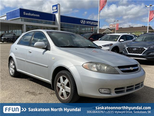 2005 Chevrolet Optra 5 LS (Stk: 40364A) in Saskatoon - Image 1 of 5
