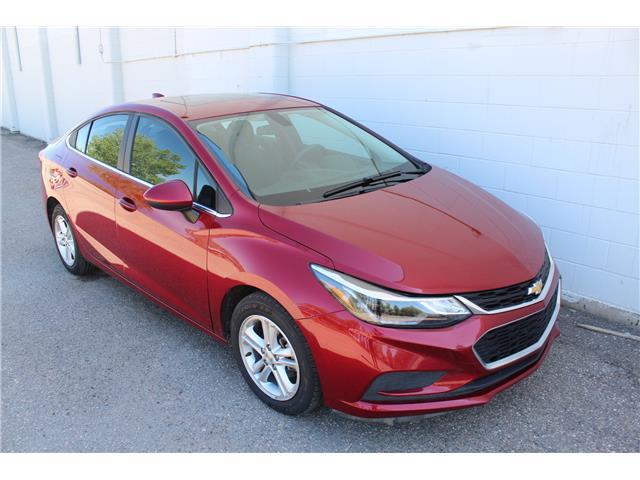 2017 Chevrolet Cruze LT Auto 3G1BE5SM6HS602423 CC2911 in Regina
