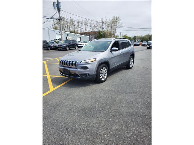 2016 Jeep Cherokee Limited 4WD (Stk: p20-107) in Dartmouth - Image 1 of 18