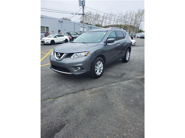 2016 Nissan Rogue SV AWD (Stk: p20-112) in Dartmouth - Image 1 of 16