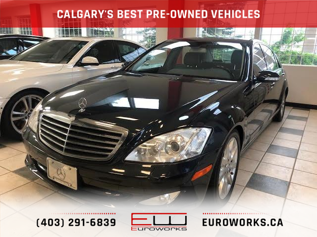 2007 Mercedes-Benz S-Class Base (Stk: P1190) in Calgary - Image 1 of 20