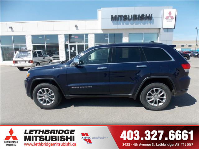 2016 Jeep Grand Cherokee Limited (Stk: L4021G) in Lethbridge - Image 1 of 15