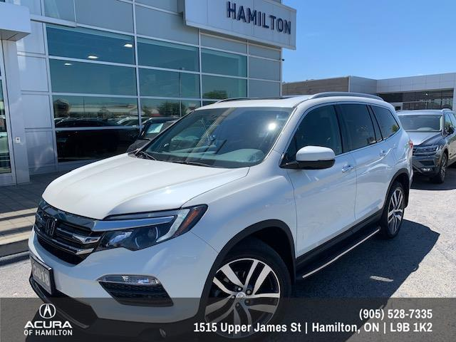 2018 Honda Pilot Touring (Stk: 1819340) in Hamilton - Image 1 of 31