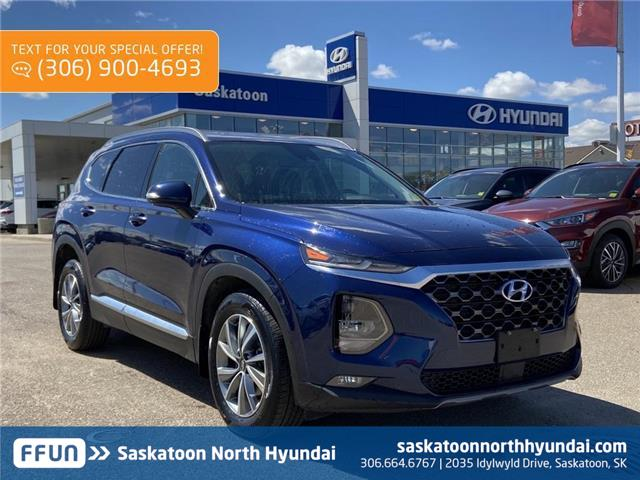 2019 Hyundai Santa Fe Preferred 2.4 5NMS3CADXKH093566 B7581 in Saskatoon
