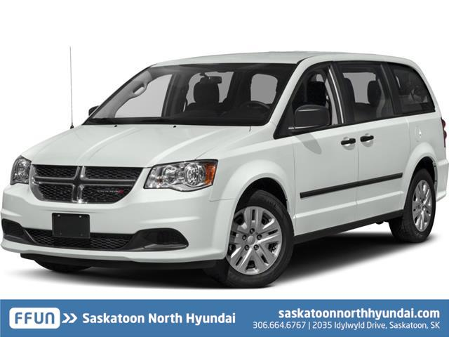 2017 Dodge Grand Caravan Crew (Stk: ) in Saskatoon - Image 1 of 1