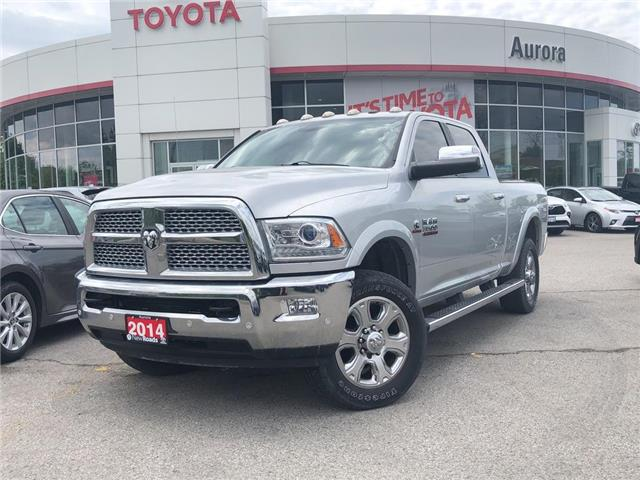 2016 RAM 3500 Laramie (Stk: 316663) in Aurora - Image 1 of 27