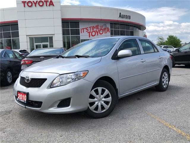 2010 Toyota Corolla CE (Stk: 317841) in Aurora - Image 1 of 20