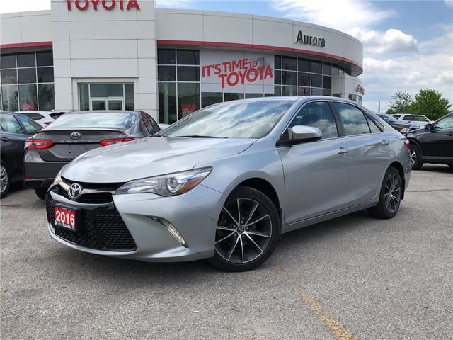 2016 Toyota Camry XSE (Stk: 314991) in Aurora - Image 1 of 28