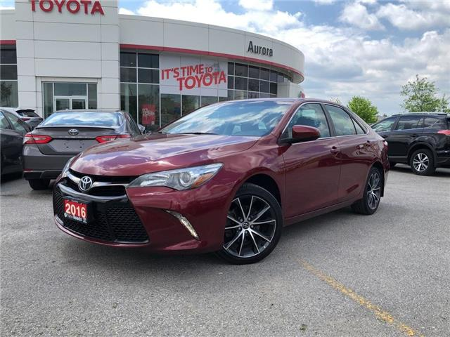 2016 Toyota Camry XSE (Stk: 318341) in Aurora - Image 1 of 28