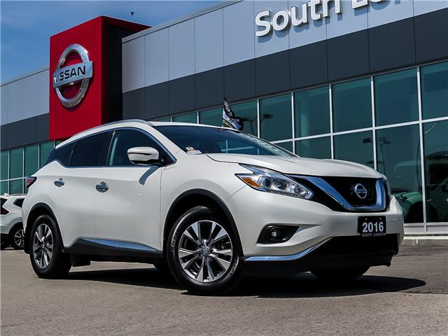 2016 Nissan Murano SL (Stk: 14385) in London - Image 1 of 26