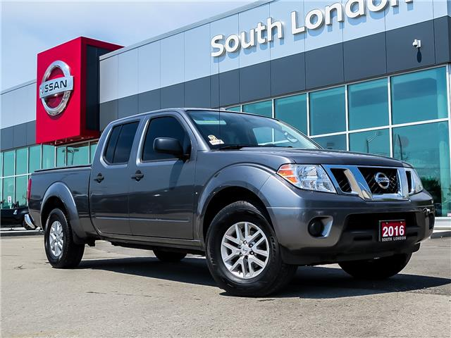 2016 Nissan Frontier SV (Stk: 14384) in London - Image 1 of 20