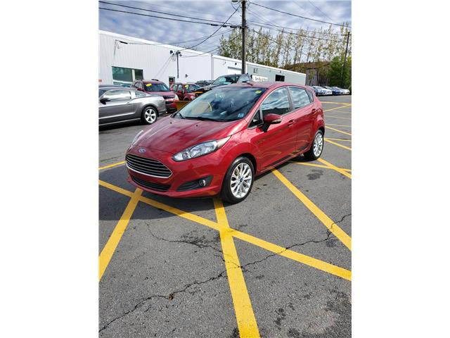 2014 Ford Fiesta SE Hatchback (Stk: p20-078a) in Dartmouth - Image 1 of 15