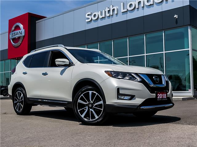 2018 Nissan Rogue SL (Stk: 14396) in London - Image 1 of 24