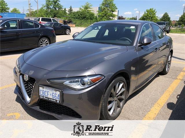 2017 Alfa Romeo Giulia Base (Stk: 71ARSERVICE) in Oakville - Image 1 of 5