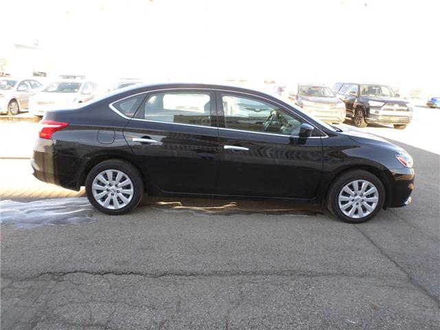 2016 Nissan Sentra 1.8 S (Stk: 6890) in Moose Jaw - Image 7 of 16