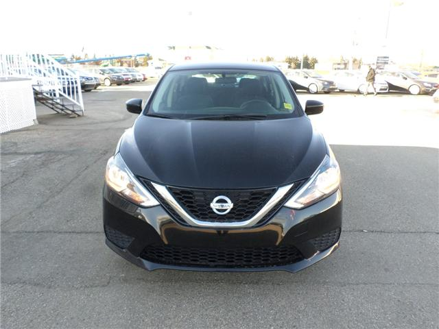 2016 Nissan Sentra 1.8 S (Stk: 6890) in Moose Jaw - Image 9 of 16