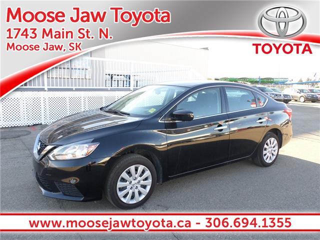 2016 Nissan Sentra 1.8 S (Stk: 6890) in Moose Jaw - Image 1 of 16