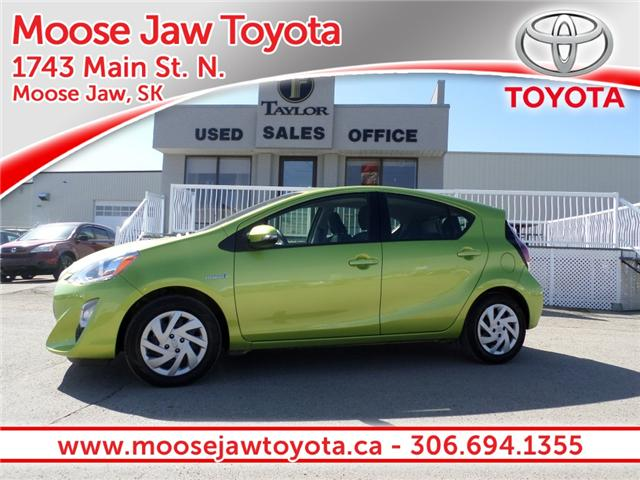 2015 Toyota Prius c Base (Stk: 1780541) in Moose Jaw - Image 1 of 21