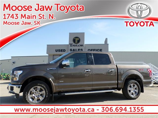 2016 Ford F-150 Lariat (Stk: 1890722) in Moose Jaw - Image 1 of 42