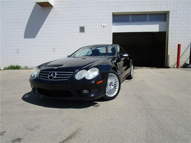 2005 Mercedes-Benz SL-Class Base (Stk: 6909) in Moose Jaw - Image 1 of 23