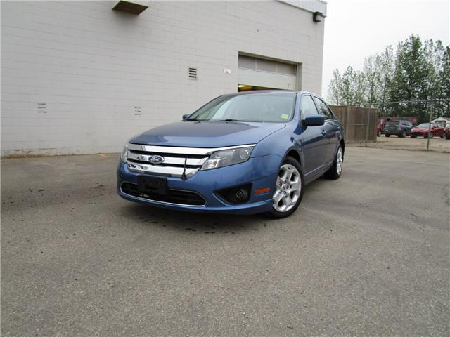 2010 Ford Fusion SE (Stk: 1891882 ) in Moose Jaw - Image 1 of 21