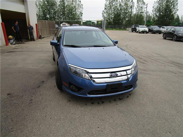 2010 Ford Fusion SE (Stk: 1891882 ) in Moose Jaw - Image 9 of 21
