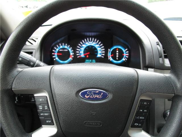 2010 Ford Fusion SE (Stk: 1891882 ) in Moose Jaw - Image 12 of 21