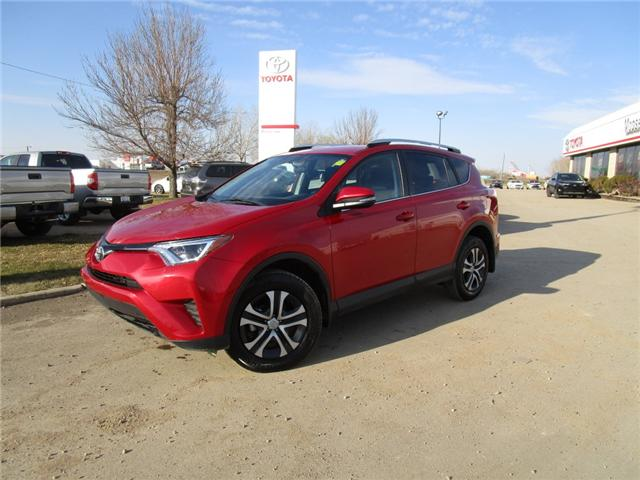 2016 Toyota RAV4 LE (Stk: 1892671) in Moose Jaw - Image 1 of 26