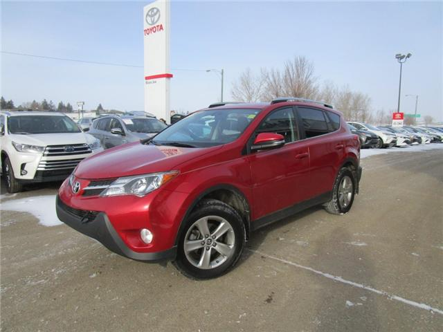 2015 Toyota RAV4 XLE (Stk: 1892481) in Moose Jaw - Image 1 of 25