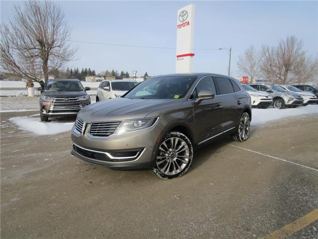2016 Lincoln MKX Reserve (Stk: 1990161) in Moose Jaw - Image 1 of 34