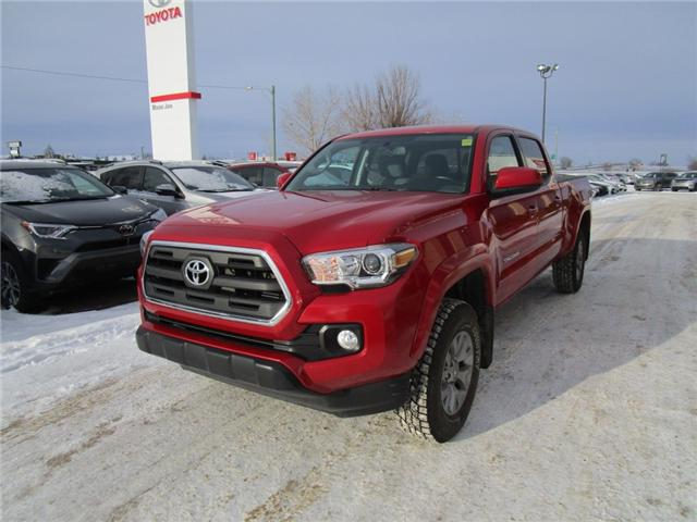 2016 Toyota Tacoma SR5 (Stk: 1892641) in Moose Jaw - Image 1 of 28