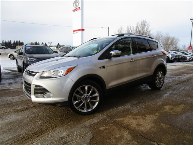 2016 Ford Escape SE (Stk: 7866) in Moose Jaw - Image 1 of 33