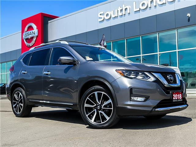 2018 Nissan Rogue SL (Stk: 14395) in London - Image 1 of 26