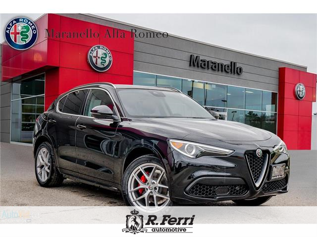 2020 Alfa Romeo Stelvio ti (Stk: 578AR) in Woodbridge - Image 1 of 25