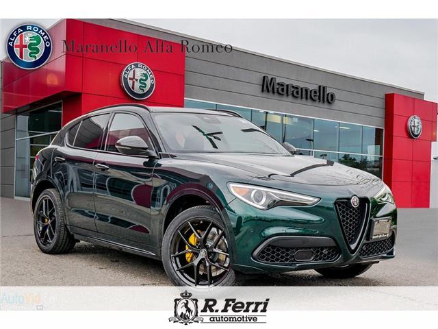 2020 Alfa Romeo Stelvio ti (Stk: 581AR) in Woodbridge - Image 1 of 26