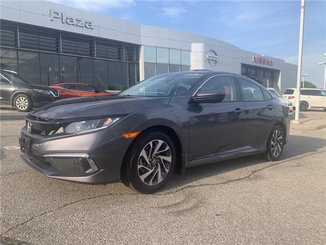 2019 Honda Civic EX (Stk: T8646) in Hamilton - Image 1 of 20
